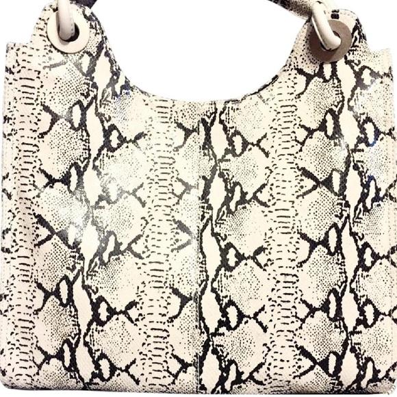 6126 Handbags - ♦️SOLD♦️5126 by Lindsey Lohan snakeskin handbag